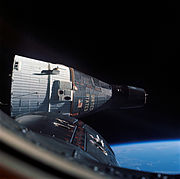 Aircraft Picture - Rendezvous of Gemini 6 and 7