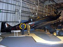 Aircraft Picture - Defiant N1671, RAF Museum, 2008