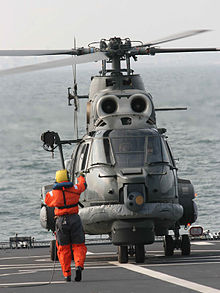 Aircraft Picture - IAR 330 Puma Naval version
