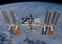 Aircraft Picture - The International Space Station, 2009