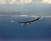 Aircraft Picture - Pathfinder in flight over Hawaii