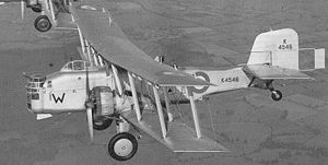 Aircraft Picture - Boulton and Paul Overstrand