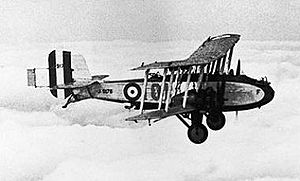 Aircraft Picture - Boulton Paul Sidestrand