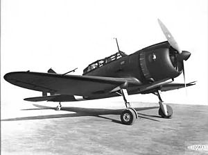 Aircraft Picture - Reggiane Re.2003