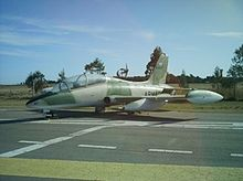Airplane Picture - Argentine Naval Aviation MB-339