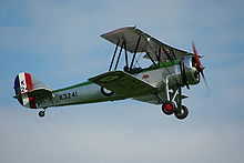 Airplane Picture - The Shuttleworth Collection's Avro TutorK3215/G-AHSA