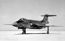 Airplane Picture - F-101A Voodoo