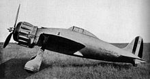 Airplane Picture - C.200 prototype