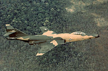 Airplane Picture - U.S. Air Force McDonnell RF-101C over Vietnam, 1967.
