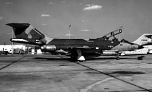 Airplane Picture - The prototype RF-101B (s/n 57-0301).