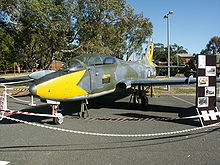 Airplane Picture - RAAF Macchi MB-326 A7-041