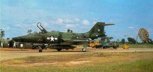 Airplane Picture - A 33rd Tactical Group RF-101A (s/n 54-1512) at Tan Son Nhut Air Base, 1965.