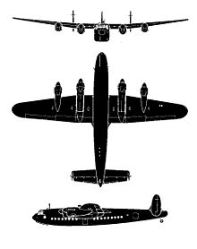 Airplane Picture - Avro York