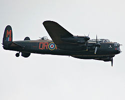 Airplane Picture - The Avro Lancaster