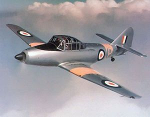 Warbird Picture - Avro Athena T.1