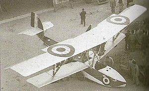 Airplane Picture - Macchi M.5