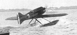 Airplane Picture -Macchi M.67
