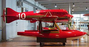 Airplane Picture - A Macchi M.67 preserved in Italy at the Museo storico dell'Aeronautica Militare di Vigna di Valle.