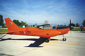 Warbird Picture - Aermacchi SF.260
