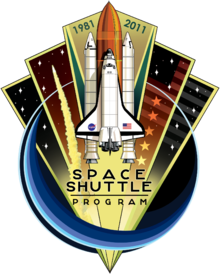 Airplane Picture - Space Shuttle Program commemorative patch