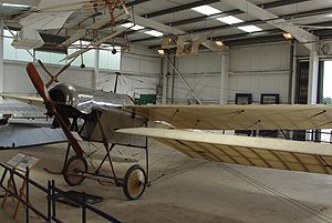 Warbird Picture - The Type D, the oldest British flying aircraft, of the Shuttleworth Collection at Old Warden