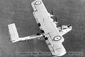 Warbird Picture - A Perth, flying with the MAEE in 1935