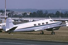 Airplane Picture - De Havilland Australia DHA.3 Drover 3B at Sydney (Bankstown) in 1970, where it was originally built