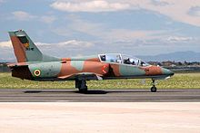 Airplane Picture - A K-8 Karakorum trainer of the Air Force of Zimbabwe at Ysterplaat Airshow, Cape Town.