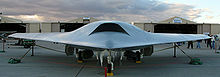 Airplane Picture - The newer, larger X-45C