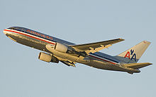Airplane Picture - American Airlines 767-200ER