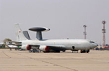 Airplane Picture - Royal Air Force E-3 Sentry