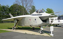 Airplane Picture - X-32B at Patuxent River Naval Air Museum.