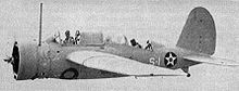 Airplane Picture - An SBN-1 in 1941.