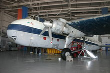Airplane Picture - Bristol Freighter 31M in Norcanair markings at the Western Canada Aviation Museum in Winnipeg, Manitoba. 2007