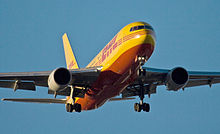 Airplane Picture - DHL Aviation 767-200SF