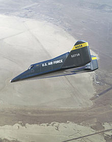 Airplane Picture - Artist's impression of the X-20 on landing approach at Edwards Air Force Base