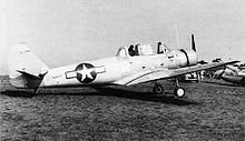 Airplane Picture - The XN5N-1 late in the war.