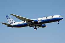 Airplane Picture - United Airlines 767-300ER