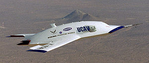 Warbird Picture - Boeing X-45A