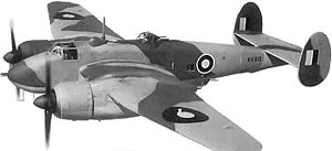 Warbird Picture - bomber version of Buckingham