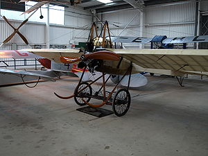 Warbird Picture - Airworthy 1910 Deperdussin Monoplane at the Shuttleworth Collection