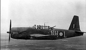 Warbird Picture - An Australian Vengeance in 1943