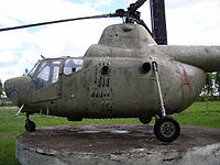 Airplane Picture - Some early three-seater Mi-1 variant