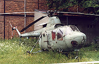 Airplane Picture - Four-seater Mi-1M