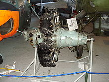 Airplane Picture - Polish-made Ivchenko AI-26V engine from SM-1