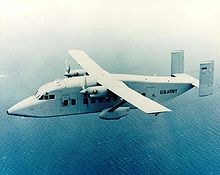 Airplane Picture - A C-23B Sherpa