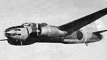 Airplane Picture - An early-production Mitsubishi G4M1 Model 11 without the propeller spinners