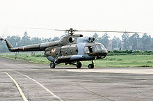 Airplane Picture - Indian Air Force's Mil Mi-8