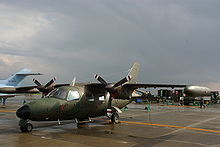 Airplane Picture - A military version for JGSDF.