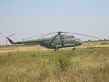 Airplane Picture - Serbian Mi-8T cargo helicopter
